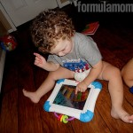 Fisher-Price Apptivity Case for iPad is Kid Tough