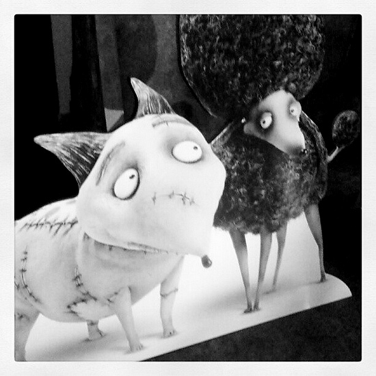 Frankenweenie After Party #DisneyMoviesEvent