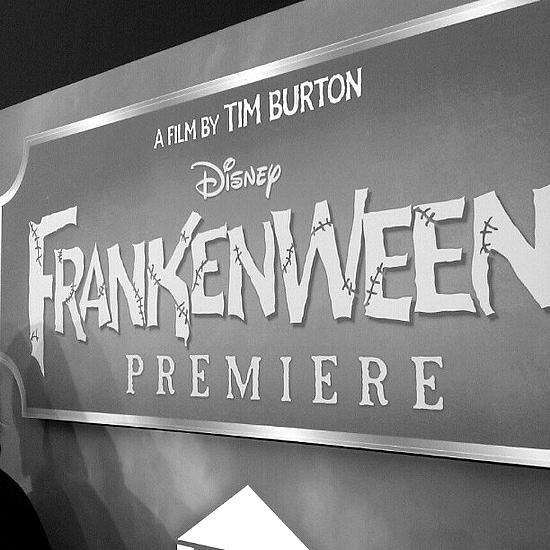 Frankenweenie Premiere #DisneyMoviesEvent