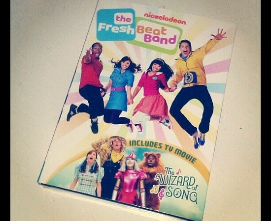 Fresh Beat Band DVD: The Wizard of Song