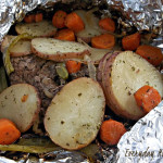 Grilled Hobo Dinners Recipe