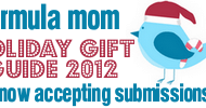 Holiday Gift Guide 2012 Now Accepting Submissions
