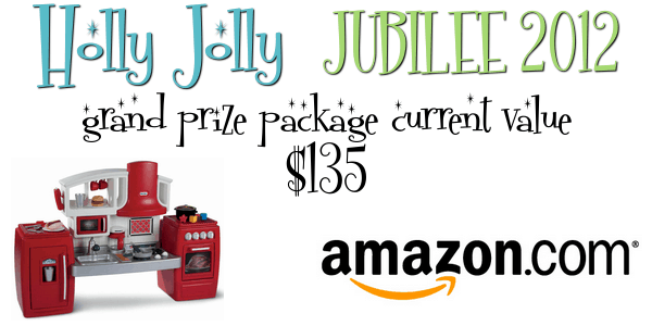 Holly Jolly Jubilee 2012 Grand Prize Package