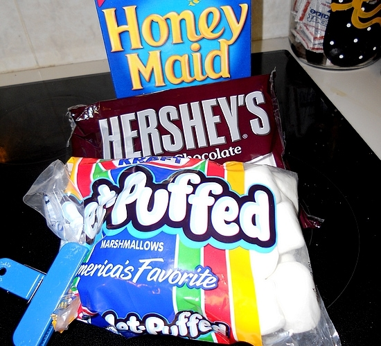 Hershey Camp Bondfire S'mores Kit