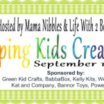 Keeping Kids Creative Mega Bloks Giveaway (US/CAN) #CreativeKids