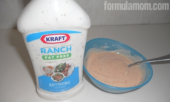 Taco Ranch Dip #anythingdressing