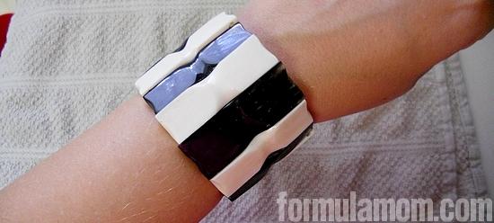 Macy's Heart of Haiti Jewelry Horn Stretch Bracelet