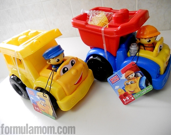 Mega Blocks Lil Vehicles