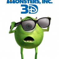 Wordless Wednesday: Whoa! Monsters Inc. 3D! #DisneyMoviesEvent
