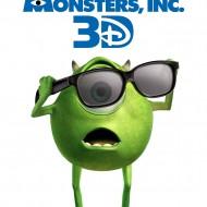 Aaah Monsters! Monsters Inc. 3D Trailer #DisneyMoviesEvent