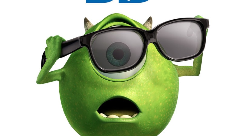 Aaah Monsters! Monsters Inc. 3D Trailer #DisneyMoviesEvent