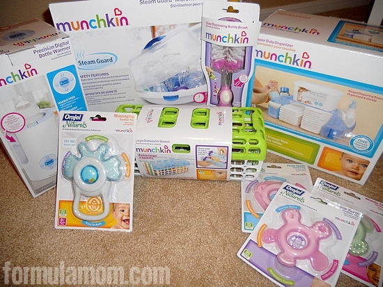Munchkin Baby Shower Must-Haves