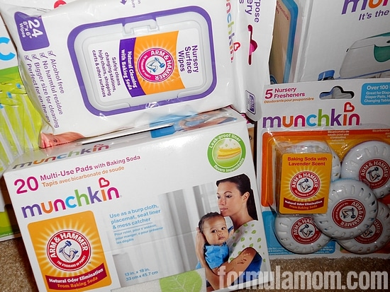 Baby Shower Gifts from Munchkin