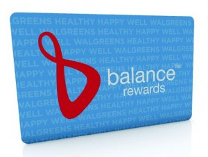 Walgreens #BalanceRewards Twitter Party