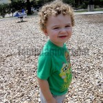 Wordless Wednesday: My Little Boy
