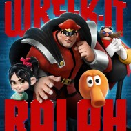 Getting Ready to Wreck-It Ralph! #DisneyMoviesEvent