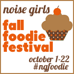 Noise Girls Fall Foodie Festival Event #ngfoodie