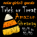 Noise Girls Trick or Treat Giveaway