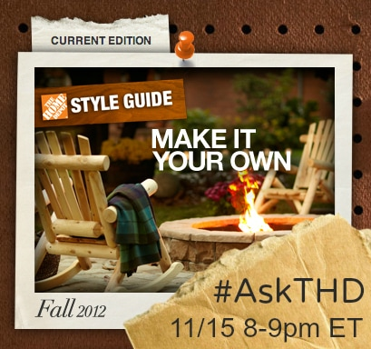 The Home Depot Twitter Q&A