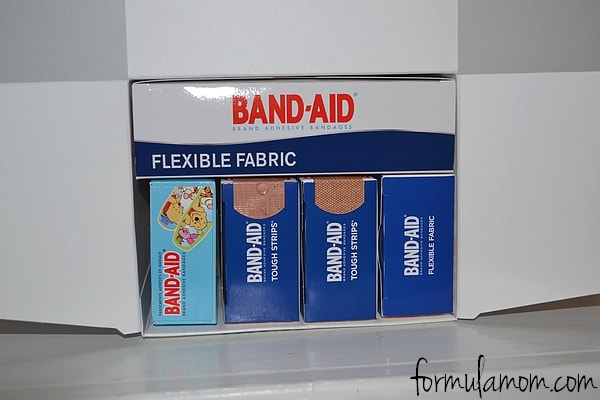 BandAid with Quiltvent Technology #HealthyValue