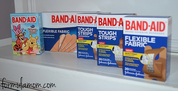 Get #HealthyValue with BandAid and Sam's Club
