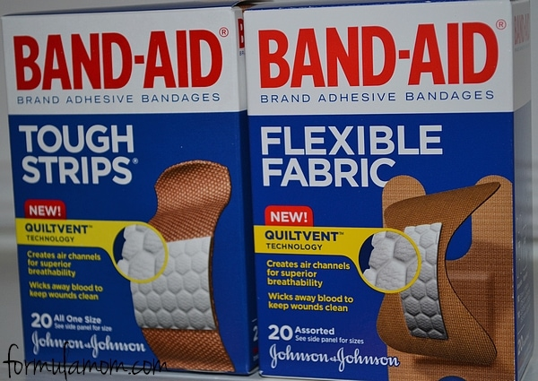 BAND-AID® Brand Adhesive Bandages #HealthyValue