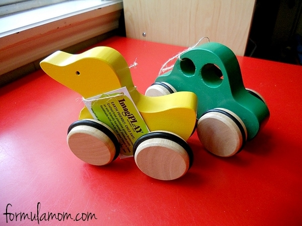 BeginAgain Eco-friendly Toys