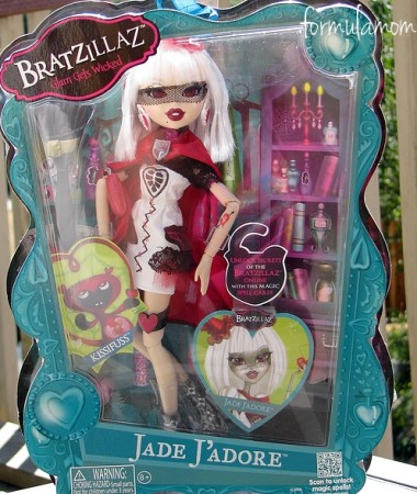 Bratzillaz Dolls Review