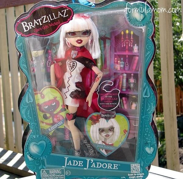 Bratzillaz Dolls Review
