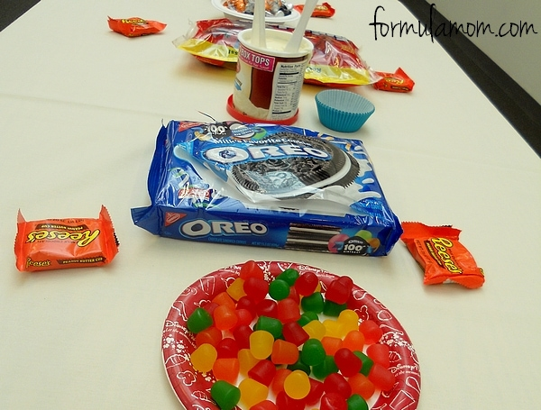 Making Crafts with Candy! Inspired by #WreckItRalph #DisneyMoviesEvent