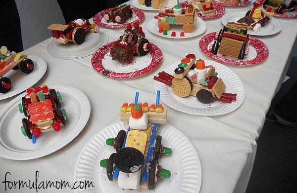 Sugar Rush Candy Car Showcase #WreckItRalph #DisneyMoviesEvent
