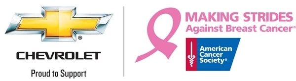 Making Strides Against Breast Cancer with Chevy
