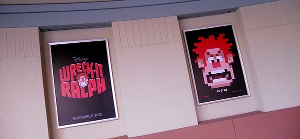 Wreck-It Ralph #DisneyMoviesEvent #WreckItRalph