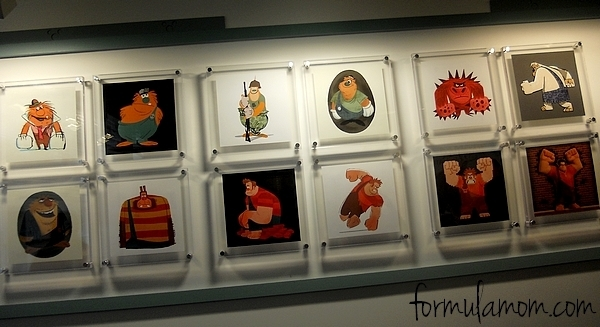 The evolution of Ralph! #WreckItRalph #DisneyMoviesEvent
