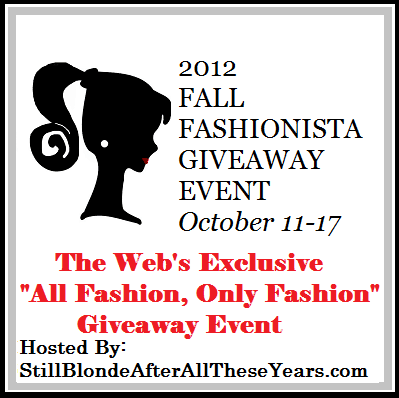 Fall Fashionista 2012