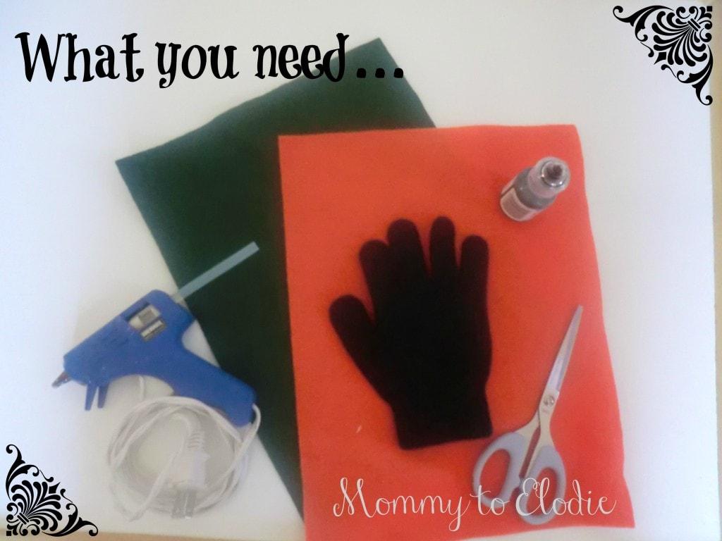 Five Little Pumpkins Craft & Fingerplay
