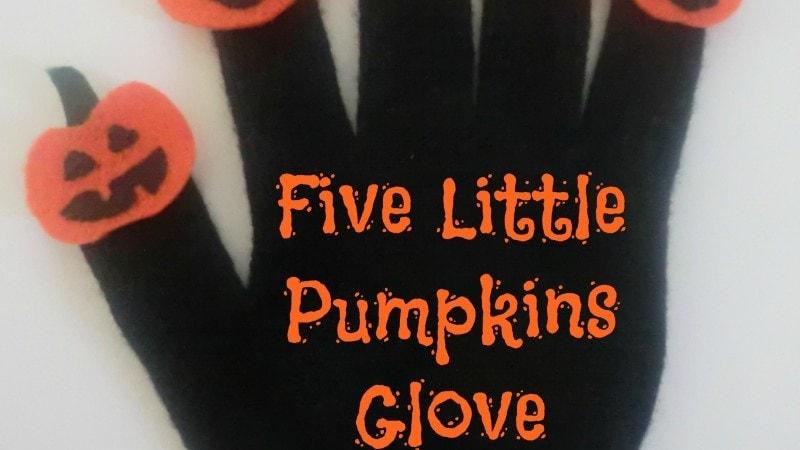 Five Little Pumpkins Craft