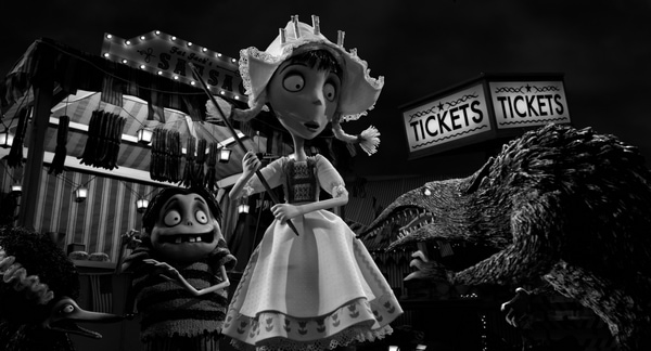 Frankenweenie: Meet the Eccentric Neighbors