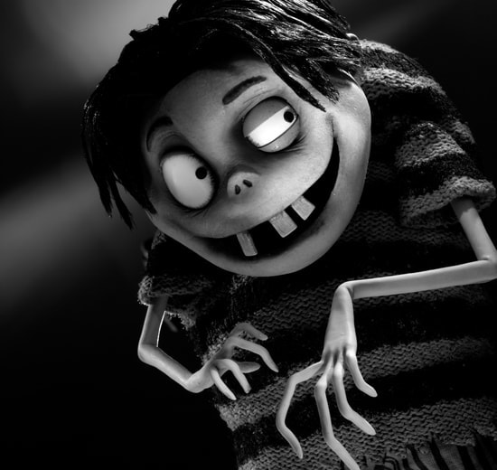 Frankenweenie: Meet Edgar 'E' Gore #DisneyMoviesEvent