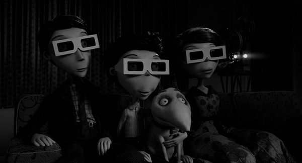 Is Frankenweenie Family Friendly? #DisneyMoviesEvent