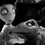 Frankenweenie Movie Review: Love Conquers All! #DisneyMoviesEvent