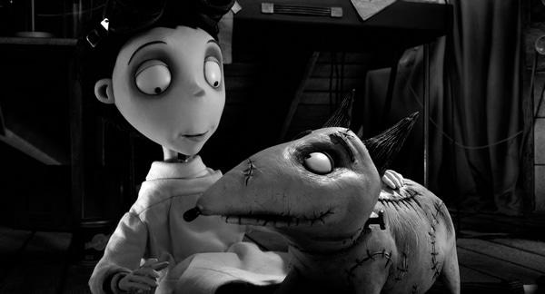 Frankenweenie: A Love Story #DisneyMoviesEvent