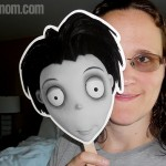 Solve Halloween Woes with #Frankenweenie Masks! #DisneyMoviesEvent