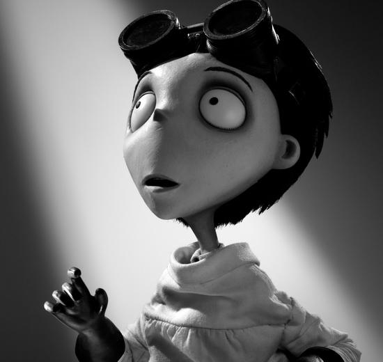 Frankenweenie: Meet Victor Frankenstein #DisneyMoviesEvent