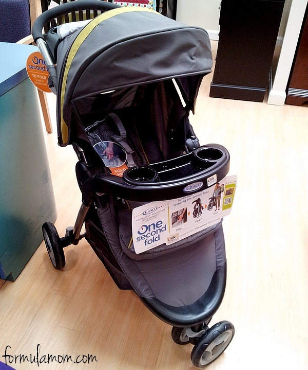 Graco Click Connect Strollers #GracoSafety