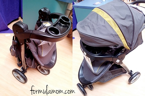 Graco FastAction Fold Sport Click Connect Stroller #GracoSafety