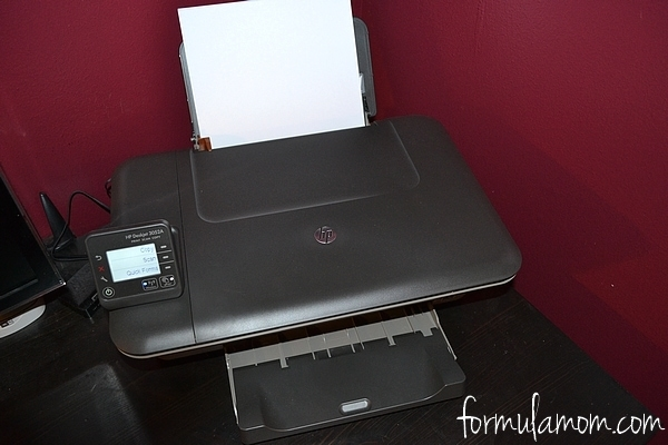 HP ePrint Means I Can Print From Anywhere!