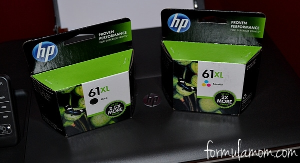 HP ePrint with HP XL ink cartridges - Easy & Affordable!
