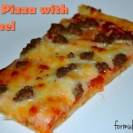 Affordable Family Fun Idea: Family Pizza Night #HormelFamily