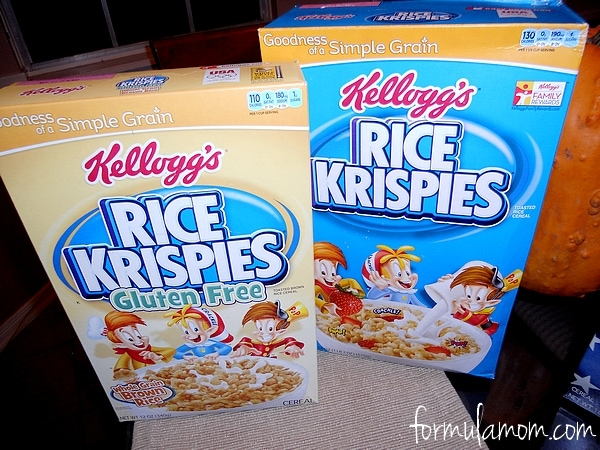 Start Simple, Start Right with Kellogg's cereal